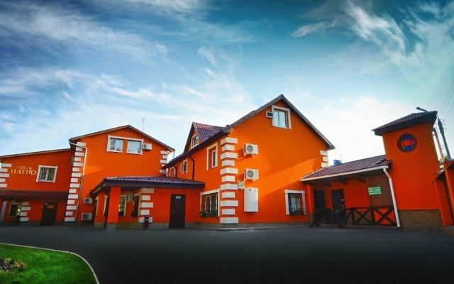 Гостиница Мини-Отель Патио в Тольятти 4 отзыва об отеле, цены и фото номеров - забронировать гостиницу Мини-Отель Патио онлайн вид на фасад