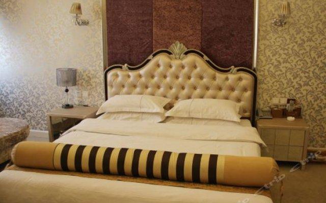 Guo Tai Hotel комната для гостей