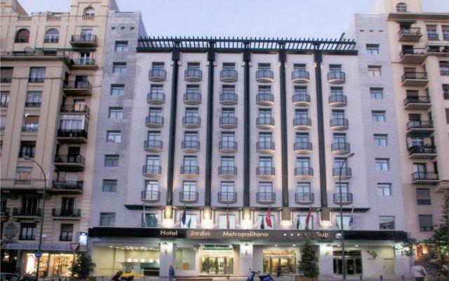 Hotel VP Jardín Metropolitano вид на фасад