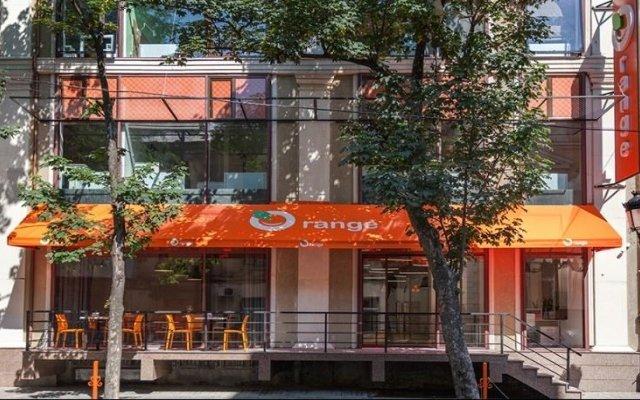 Orange Hotel Одесса вид на фасад