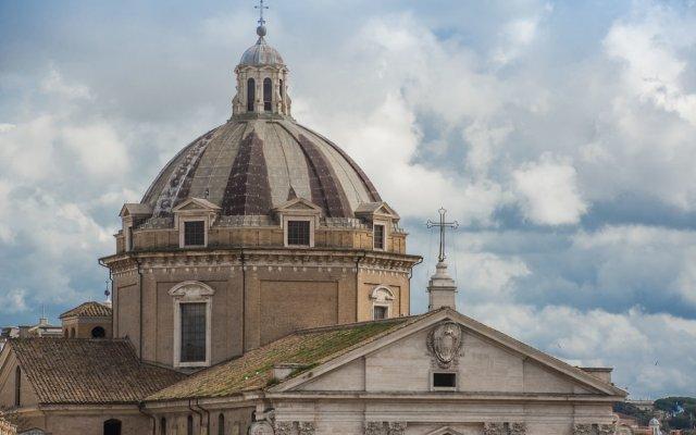 Отель Argentina Style View Рим вид на фасад