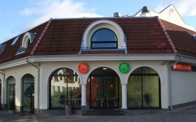 Braavo Spa Hotel вид на фасад