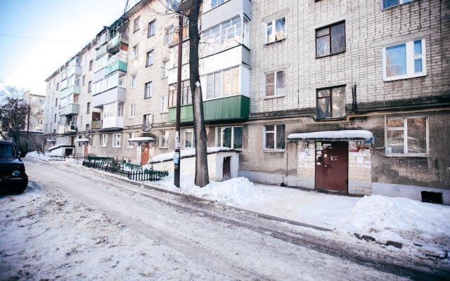Гостиница 1 bedroom apart on Krasnoarmeyskaya 11 в Тамбове отзывы, цены и фото номеров - забронировать гостиницу 1 bedroom apart on Krasnoarmeyskaya 11 онлайн Тамбов вид на фасад