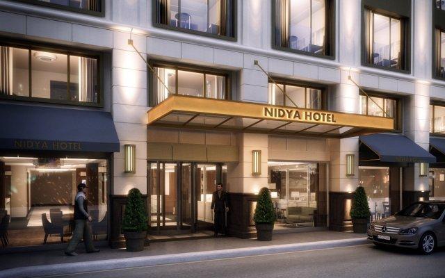 Nidya Hotel Galataport Турция, Стамбул - 9 отзывов об отеле, цены и фото номеров - забронировать отель Nidya Hotel Galataport онлайн вид на фасад