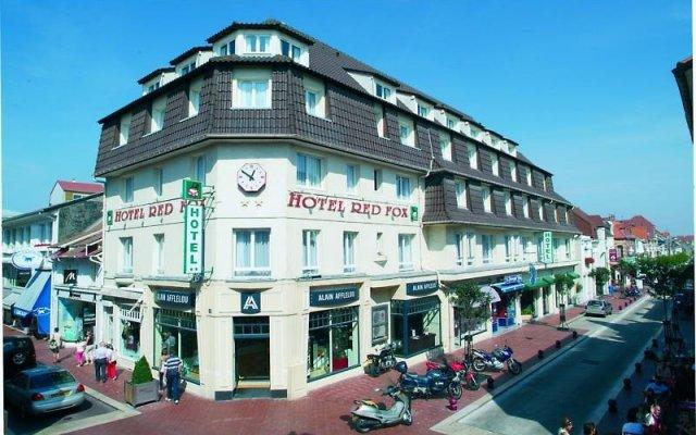 a85a2c37db8c4b Hôtel Red Fox. Angle rue Saint - Jean et rue de Metz, Le Touquet-Paris-Plage  ...