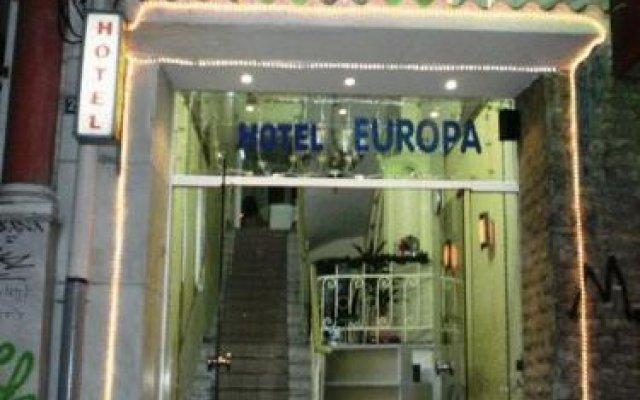 Отель Europa Греция, Салоники - отзывы, цены и фото номеров - забронировать отель Europa онлайн вид на фасад