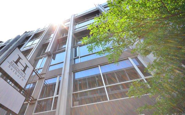 Отель H-Residence вид на фасад
