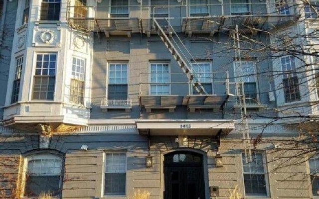 Отель Beautiful Furnished Bedrooms in DC США, Вашингтон - отзывы, цены и фото номеров - забронировать отель Beautiful Furnished Bedrooms in DC онлайн вид на фасад