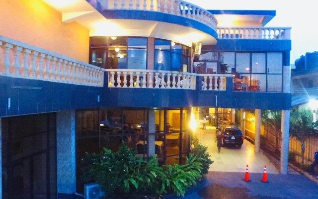 Bella Casa Hotel in Monrovia, Liberia from 87$, photos, reviews - zenhotels.com hotel front