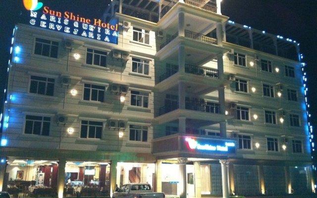 Sun Shine Hotel вид на фасад