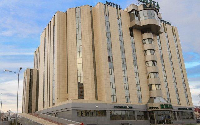Гостиница Relita-Kazan вид на фасад