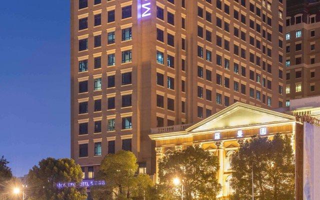 Отель Mercure Shanghai Hongqiao Central (Opening August 2018) вид на фасад