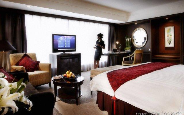 Отель V-Continent Parkview Wuzhou Hotel Китай, Пекин - отзывы, цены и фото номеров - забронировать отель V-Continent Parkview Wuzhou Hotel онлайн комната для гостей