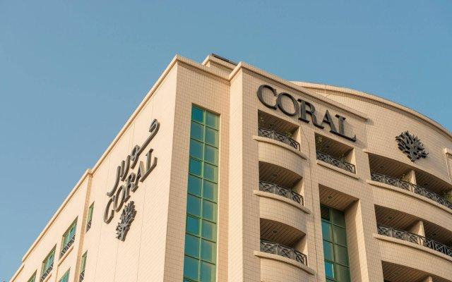 Coral Dubai Deira Hotel вид на фасад
