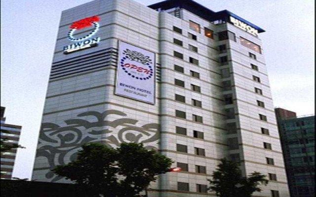 Отель Biwon Южная Корея, Сеул - отзывы, цены и фото номеров - забронировать отель Biwon онлайн вид на фасад