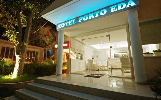 Porto Eda Hotel вид на фасад