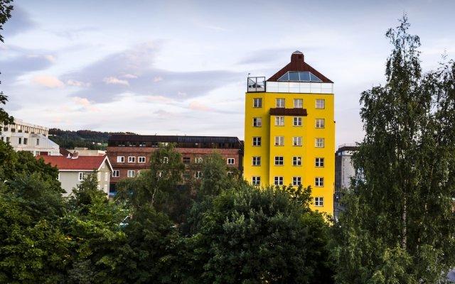 Отель TOP Molla Hotel Норвегия, Лиллехаммер - отзывы, цены и фото номеров - забронировать отель TOP Molla Hotel онлайн вид на фасад