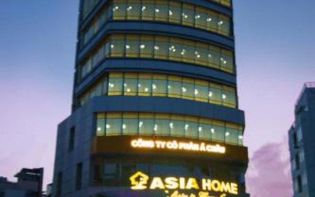 Asiahome Hotel вид на фасад