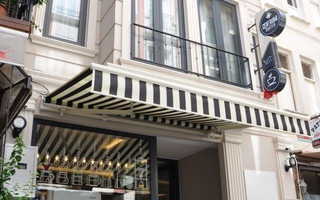 Отель Centrum Suites Istanbul вид на фасад