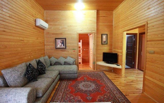 Отель Emek Pension Кемер комната для гостей