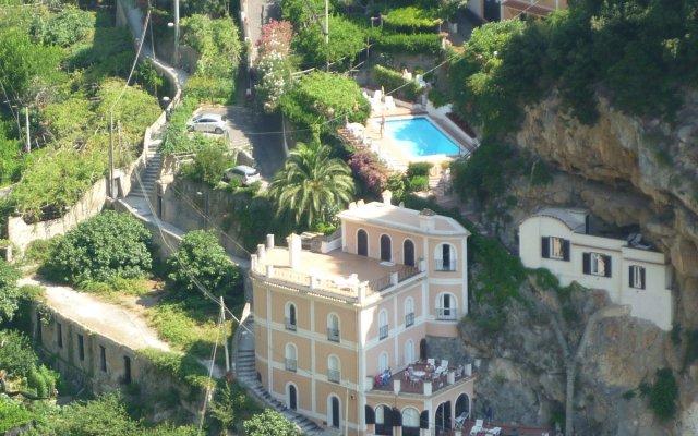 Отель Residence Villa Rosa Италия, Равелло - отзывы, цены и фото номеров - забронировать отель Residence Villa Rosa онлайн вид на фасад