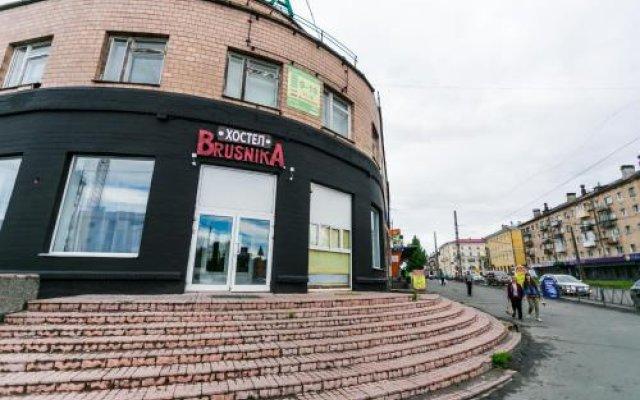 Brusnika Hostel вид на фасад