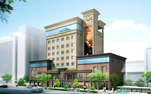 Отель Ariana Hotel Южная Корея, Тэгу - отзывы, цены и фото номеров - забронировать отель Ariana Hotel онлайн вид на фасад
