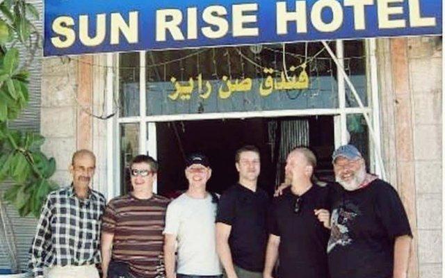 Отель Sun Rise Hotel Иордания, Амман - отзывы, цены и фото номеров - забронировать отель Sun Rise Hotel онлайн вид на фасад