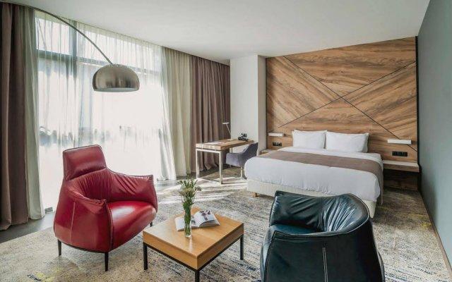 Messier 53 Hotel Yerevan Ереван комната для гостей