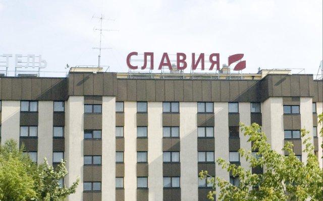 Гостиница Максима Славия вид на фасад