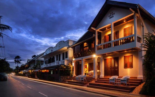 Отель Villa Deux Rivieres Лаос, Луангпхабанг - отзывы, цены и фото номеров - забронировать отель Villa Deux Rivieres онлайн вид на фасад