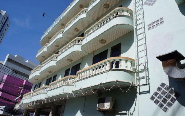 Lamai Hotel вид на фасад