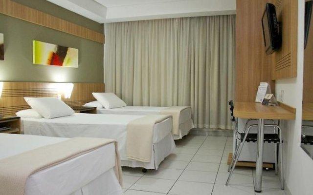 Отель Delcas Hotel Бразилия, Куяба - отзывы, цены и фото номеров - забронировать отель Delcas Hotel онлайн комната для гостей