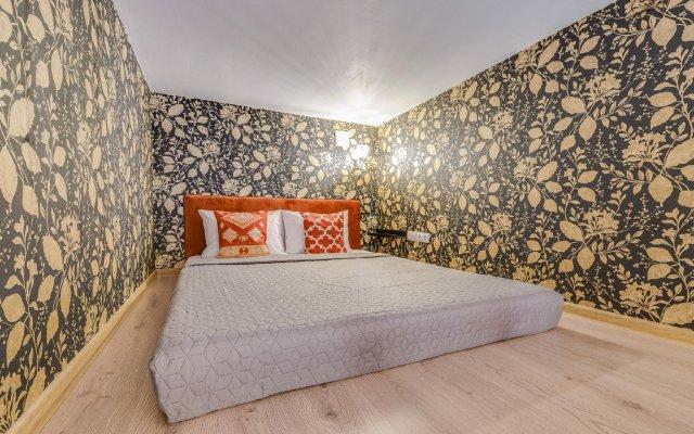 Апартаменты Sokroma Глобус Aparts комната для гостей