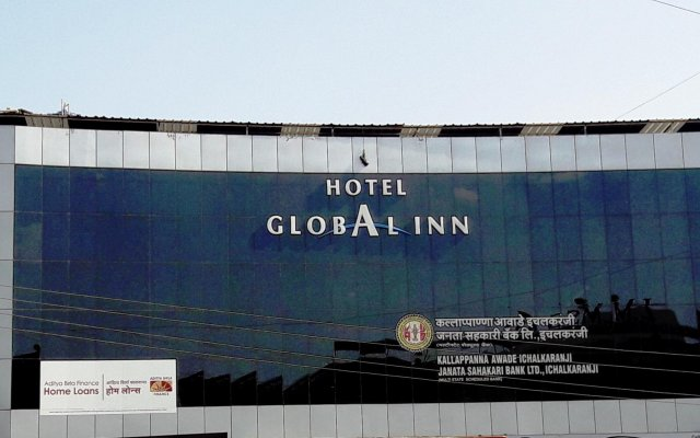 Hotel Global inn вид на фасад