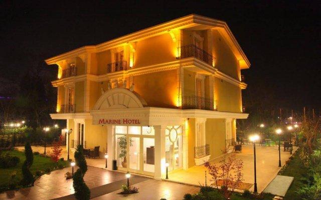 Pendik Marine Hotel вид на фасад