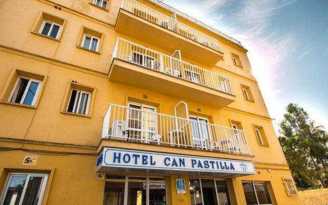 Отель Amic Can Pastilla Испания, Кан Пастилья - 2 отзыва об отеле, цены и фото номеров - забронировать отель Amic Can Pastilla онлайн вид на фасад