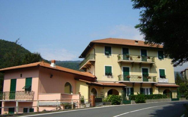 Hotel Fado '78 Меле вид на фасад