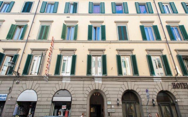 Отель Kursaal & Ausonia Италия, Флоренция - 5 отзывов об отеле, цены и фото номеров - забронировать отель Kursaal & Ausonia онлайн