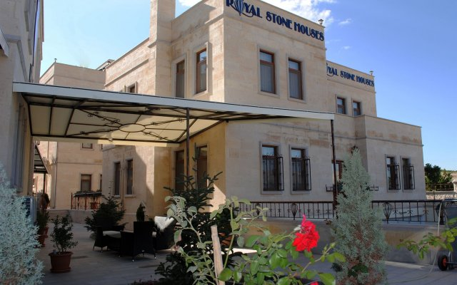 Royal Stone Houses - Goreme Турция, Гёреме - отзывы, цены и фото номеров - забронировать отель Royal Stone Houses - Goreme онлайн вид на фасад