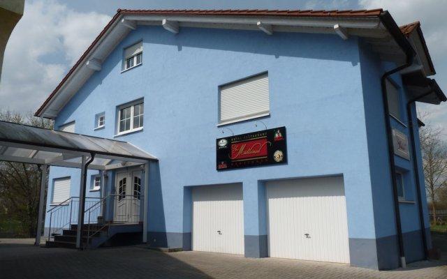 Hotel Mühleinsel вид на фасад