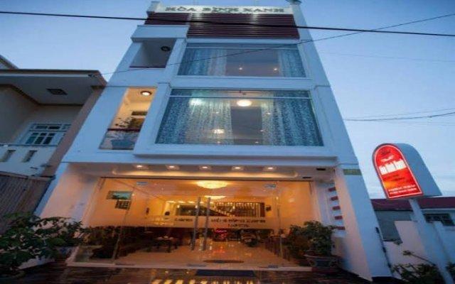 Hoang Thang Hotel Далат вид на фасад