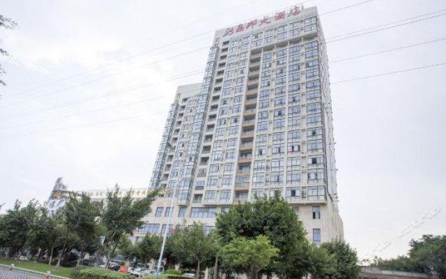 Отель Xiamen Jingbang Hotel Китай, Сямынь - отзывы, цены и фото номеров - забронировать отель Xiamen Jingbang Hotel онлайн вид на фасад