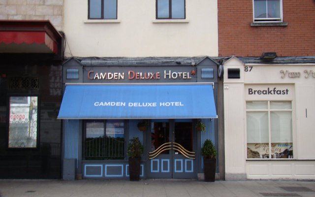 The Camden Hotel by the Key Collection вид на фасад