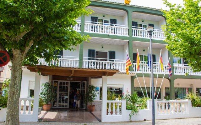 GR Mayurca Hotel вид на фасад