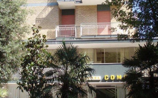 Hotel Como вид на фасад