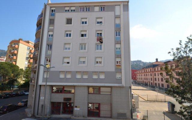 Отель MyNice Rouge Indien Франция, Ницца - отзывы, цены и фото номеров - забронировать отель MyNice Rouge Indien онлайн вид на фасад