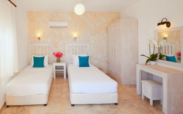 Villa Air Турция, Калкан - отзывы, цены и фото номеров - забронировать отель Villa Air онлайн комната для гостей