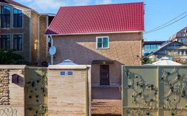 Гостиница Mishkin Dom Guest house вид на фасад