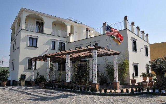 Отель Costa Hotel Италия, Помпеи - отзывы, цены и фото номеров - забронировать отель Costa Hotel онлайн вид на фасад